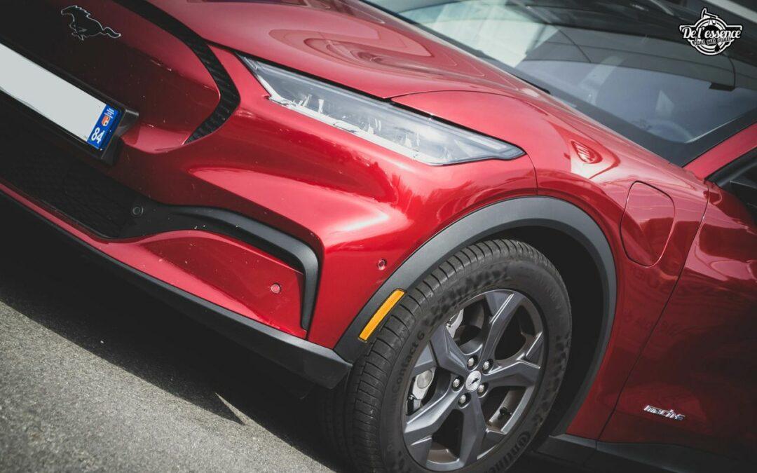 Ford Mustang Mach-E… Pffffff, fait E-èch !