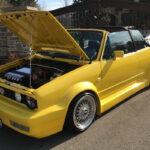 '87 VW Golf Cab VR6... Booyaka, booyaka !