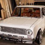 AvtoVAZ Lada 2101... A moins que ce soit une Bentley !