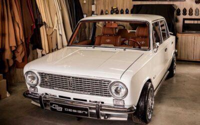 AvtoVAZ Lada 2101… A moins que ce soit une Bentley !