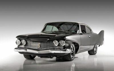 '60 Plymouth Fury Pro Touring… Ne l'appelez pas Christine !