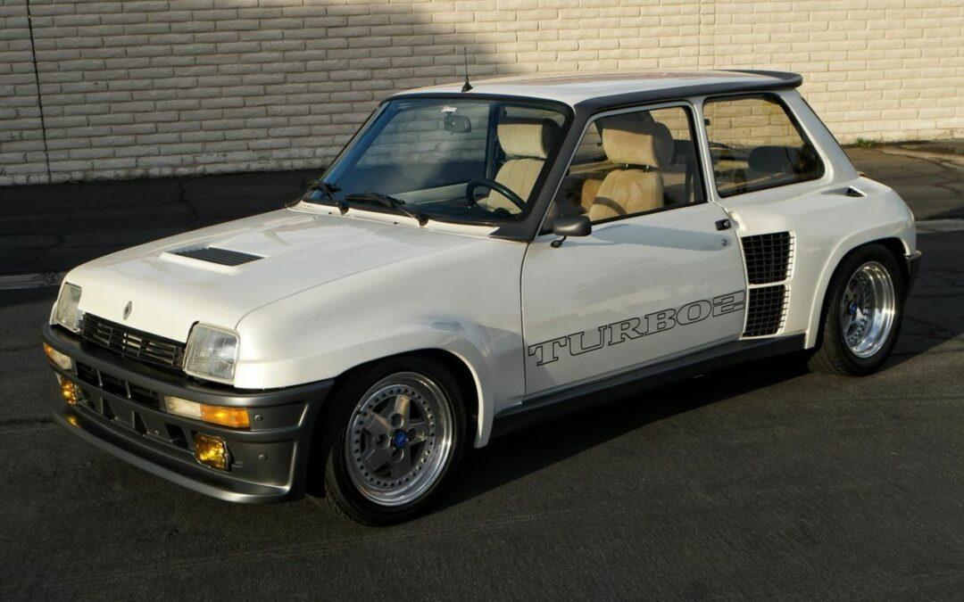 '85 R5 Turbo 2 Evo avec un rotatif 13B sous le capot – Je sens qu'on va s'marrer…