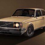 Volvo 242 V8 LSX... Super Brick !