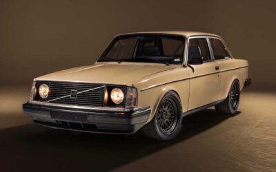 Volvo 242 V8 LSX… Super Brick !