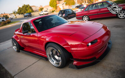 '94 Mazda Miata – Oh My God !