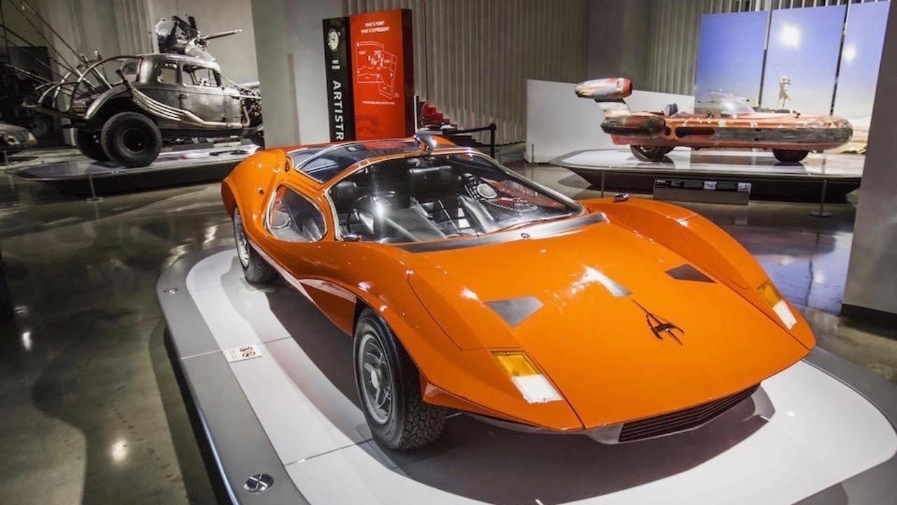 '69 Adams Brothers Probe 16... Orange mécanique ! 10