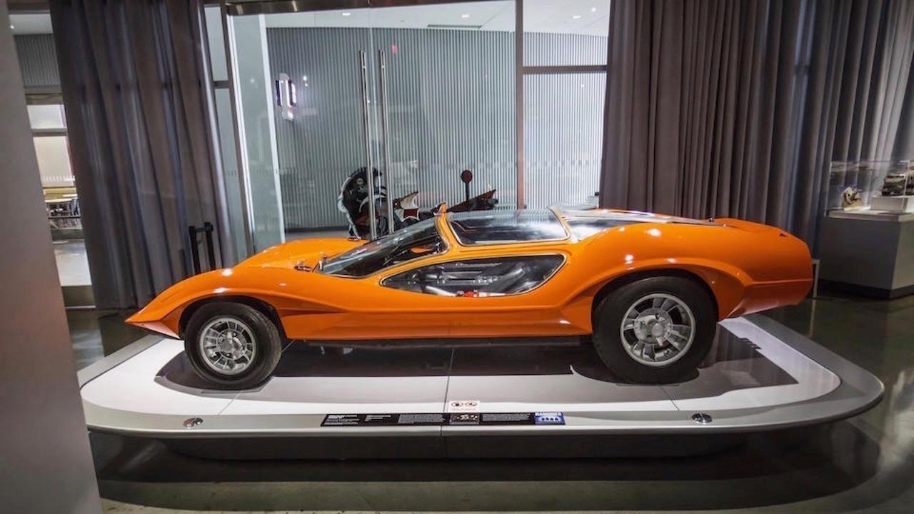 '69 Adams Brothers Probe 16... Orange mécanique ! 9