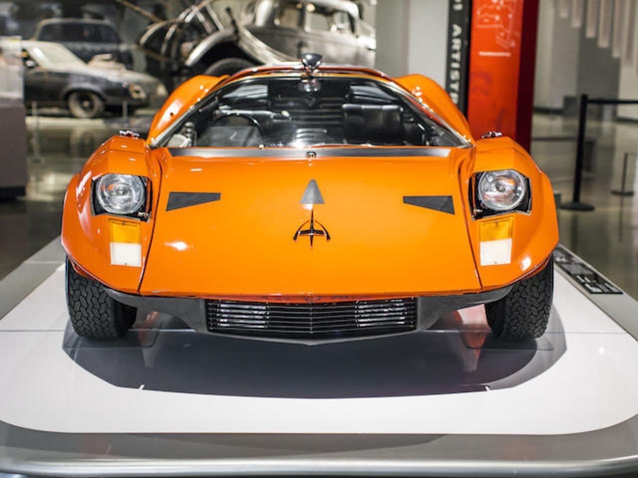 '69 Adams Brothers Probe 16... Orange mécanique ! 1