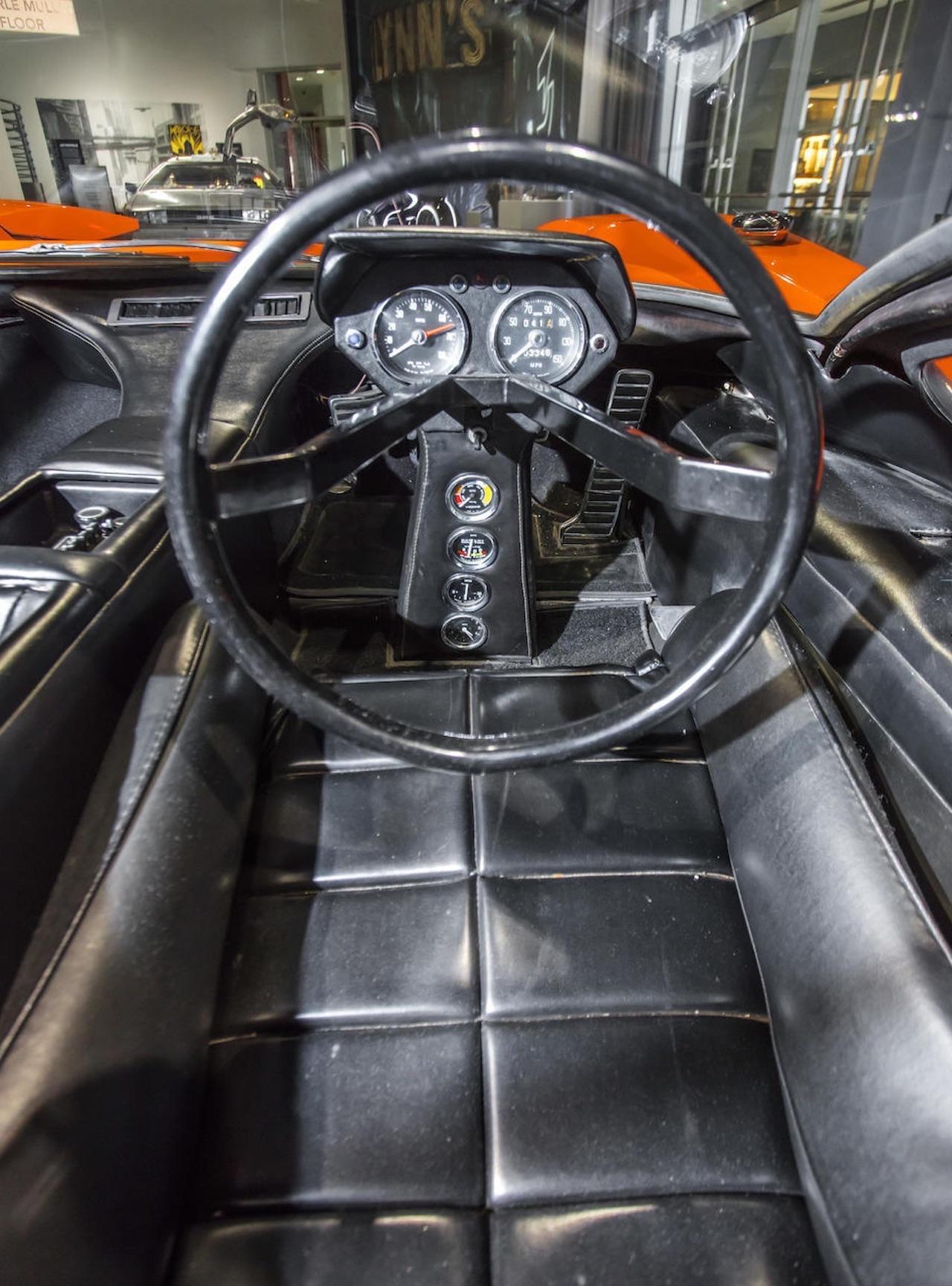 '69 Adams Brothers Probe 16... Orange mécanique ! 6