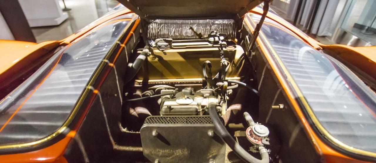 '69 Adams Brothers Probe 16... Orange mécanique ! 5