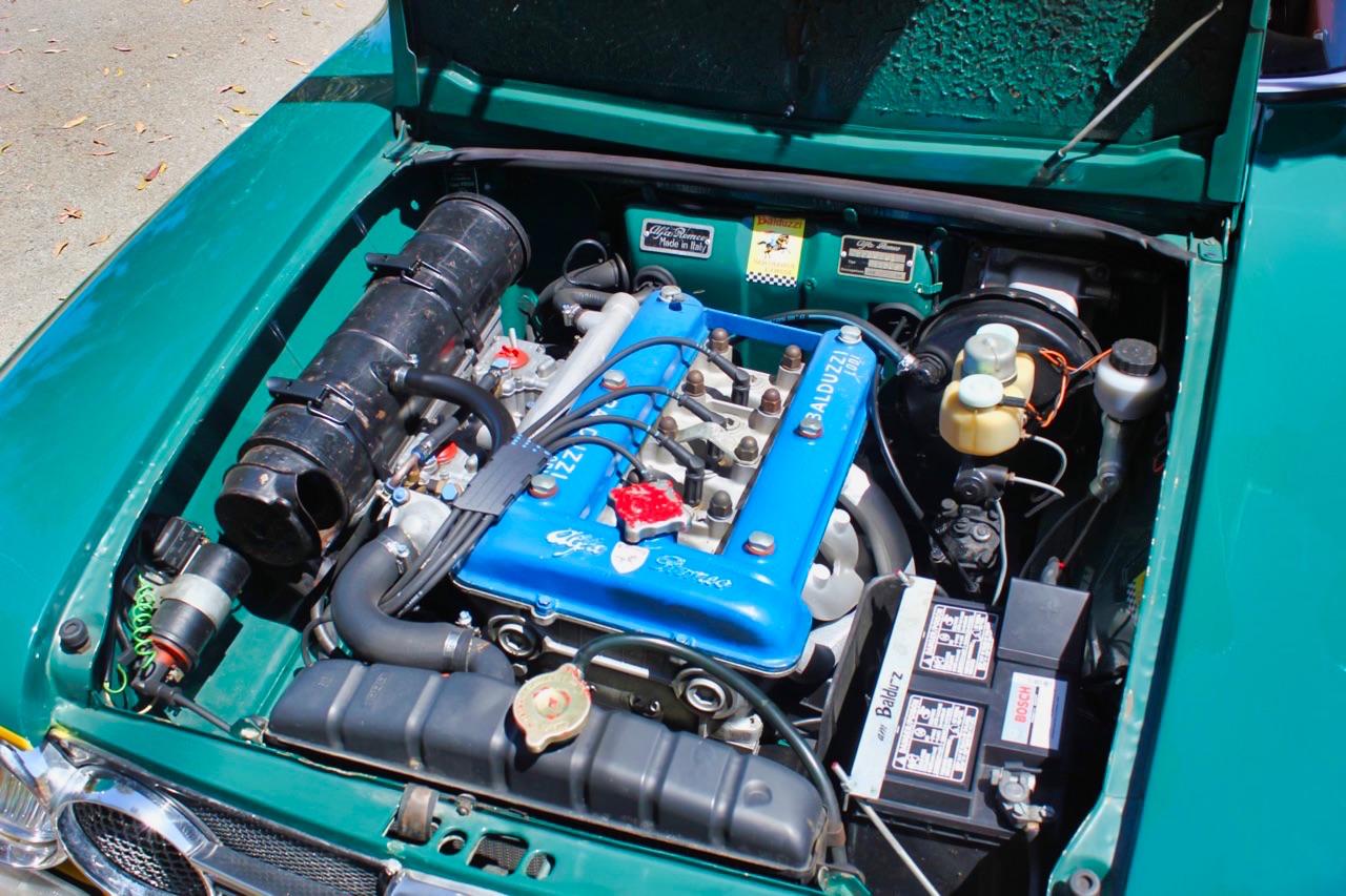 '72 Alfa Giulia Super - Restomod al dente ! 6