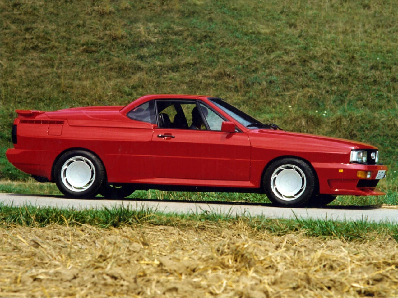 Audi Quattro Roadster by Treser - Back to the 80's 14