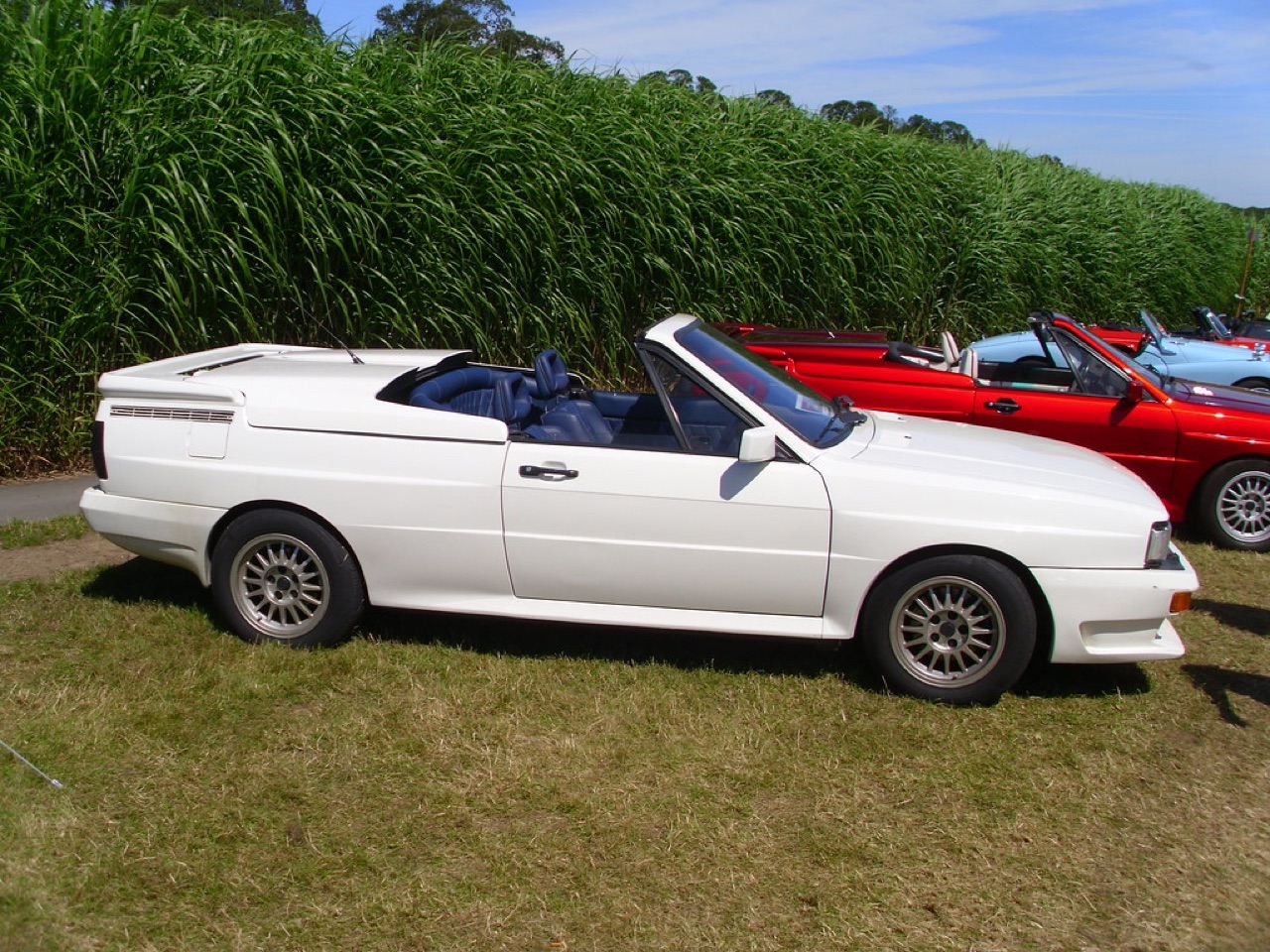 Audi Quattro Roadster by Treser - Back to the 80's 6
