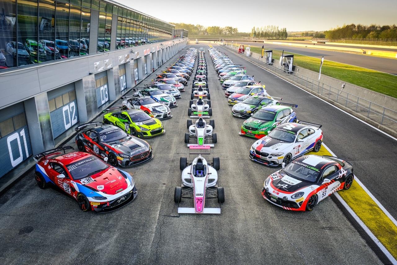 FFSA Touring Car et GT4... le retour du show en championnat de France ? 1