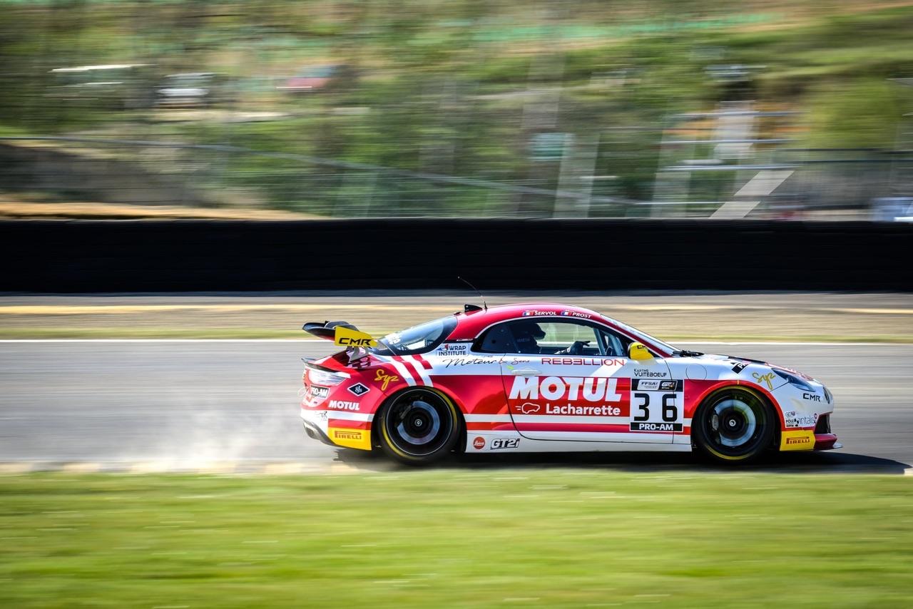 FFSA Touring Car et GT4... le retour du show en championnat de France ? 3