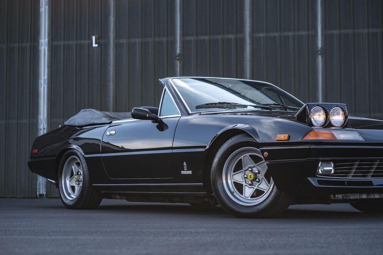 '83 Ferrari 400i convertible... Da Ya Think I'm Sexy ? 1