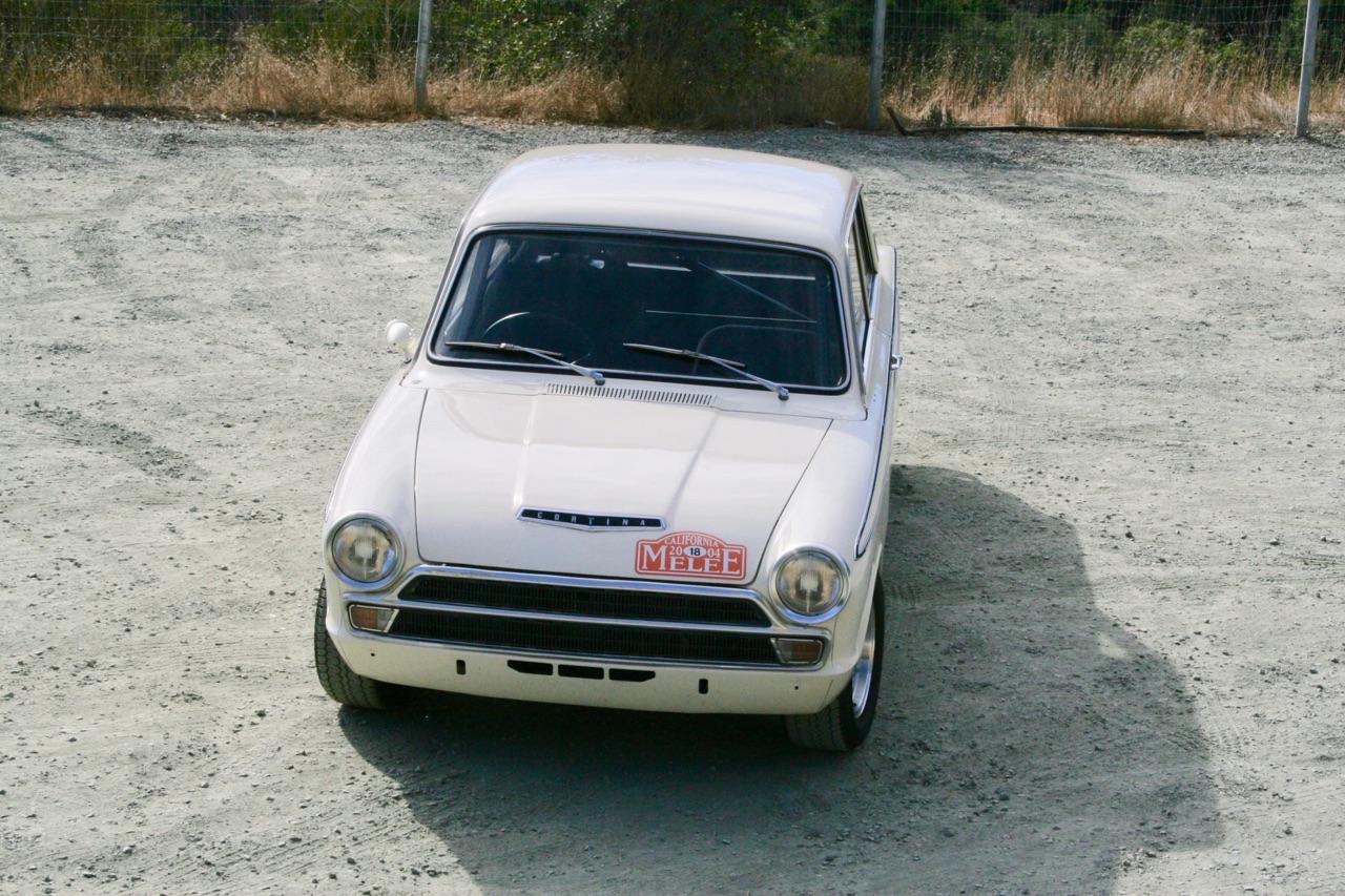 Ford Cortina Honda... Non, j'ai pas dit Lotus, mais S2000 ! 8