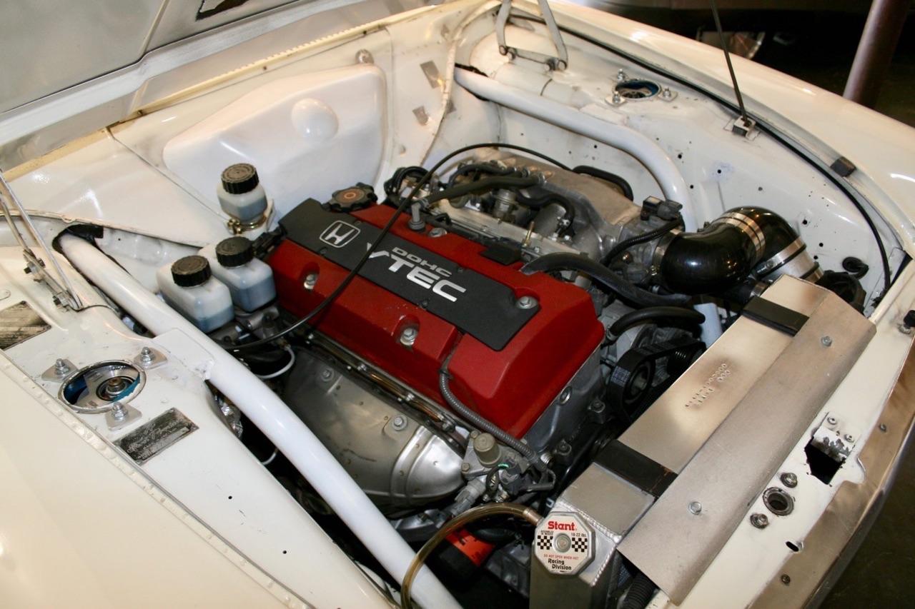 Ford Cortina Honda... Non, j'ai pas dit Lotus, mais S2000 ! 6