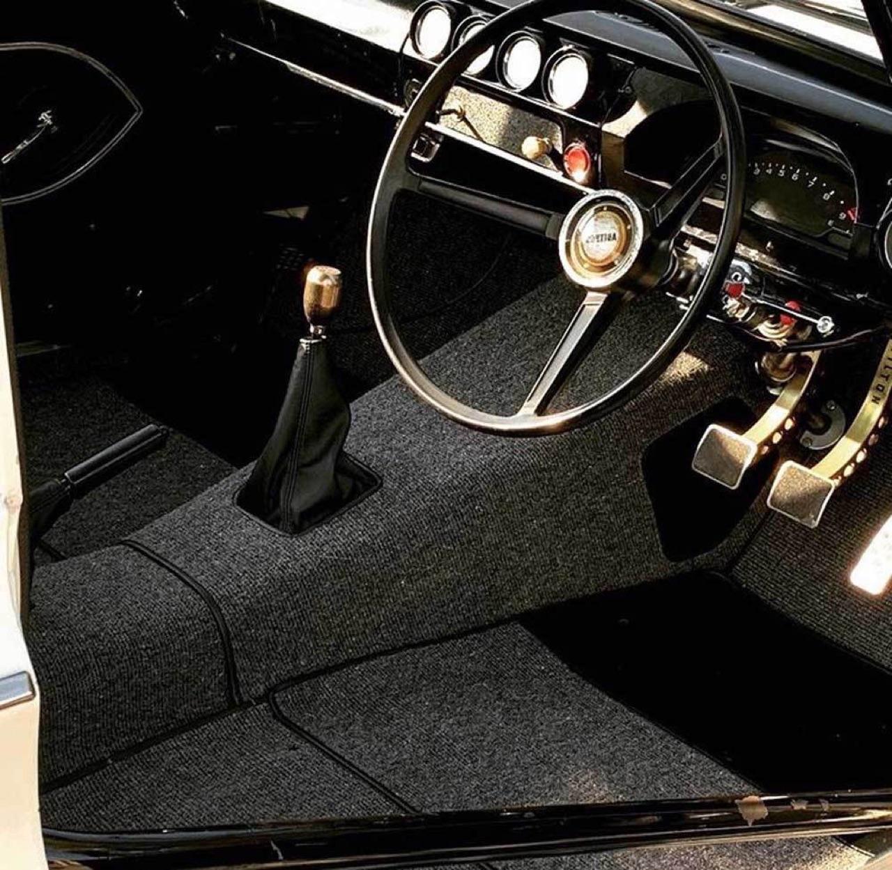 Ford Cortina Honda... Non, j'ai pas dit Lotus, mais S2000 ! 5