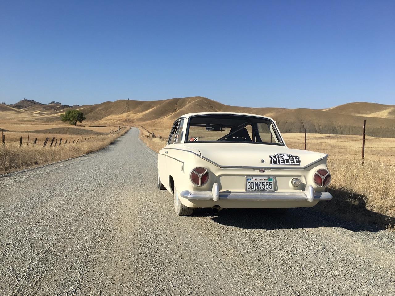 Ford Cortina Honda... Non, j'ai pas dit Lotus, mais S2000 ! 4