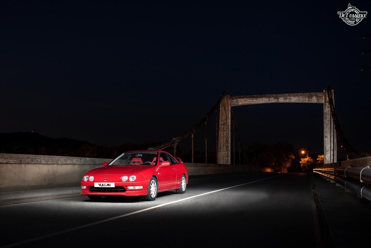 Honda Integra Type R... Au coeur du Vulcan ! 16