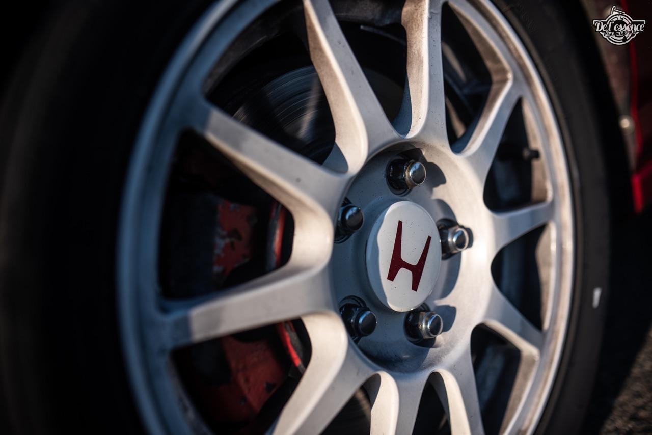 Honda Integra Type R... Au coeur du Vulcan ! 12