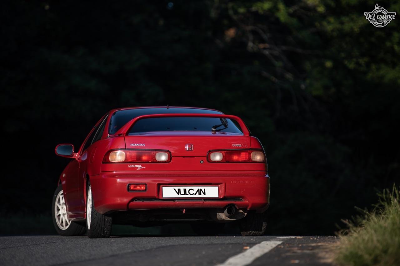 Honda Integra Type R... Au coeur du Vulcan ! 15