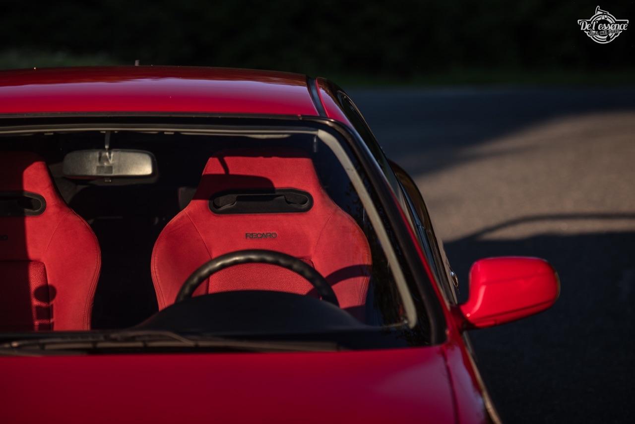 Honda Integra Type R... Au coeur du Vulcan ! 13
