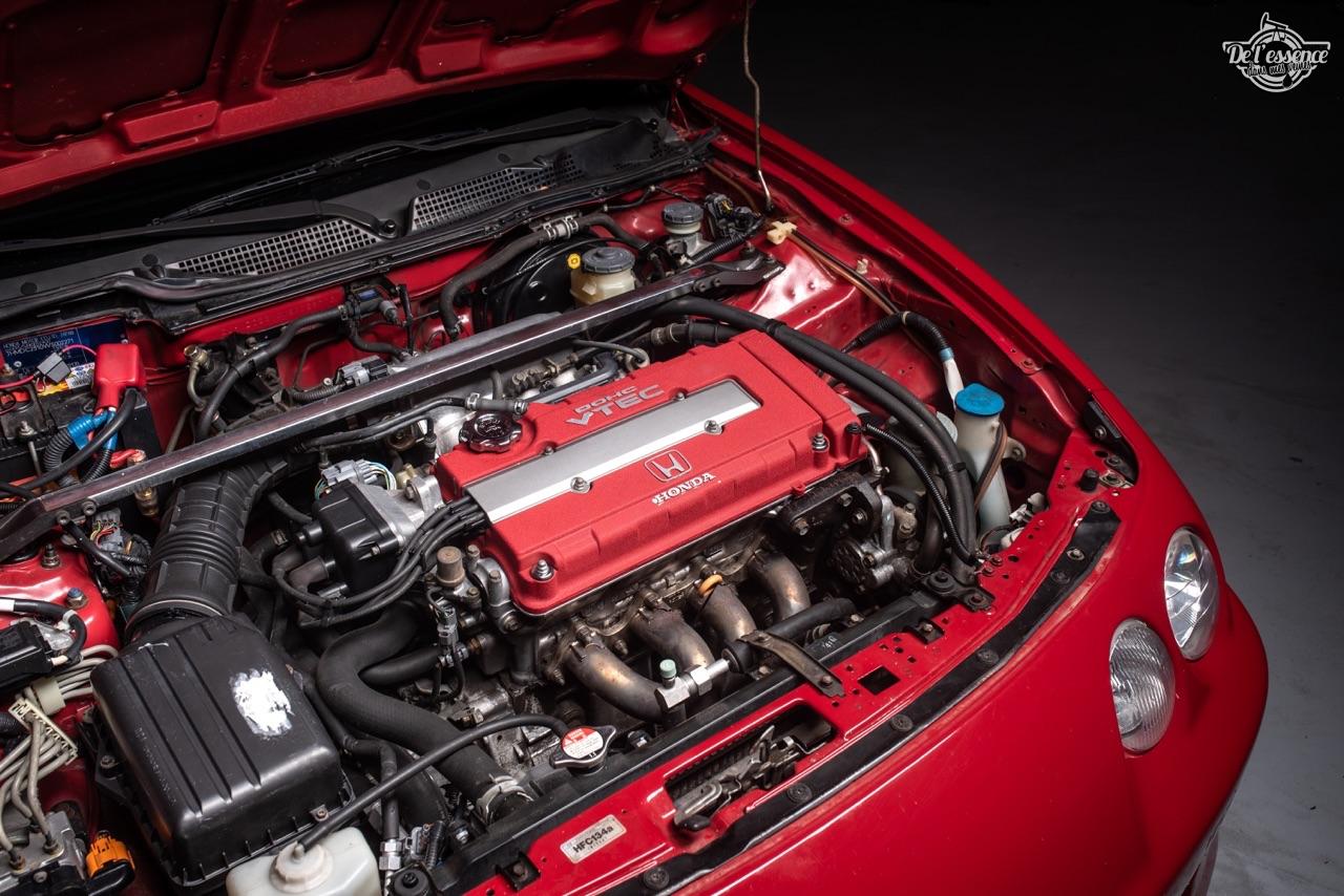 Honda Integra Type R... Au coeur du Vulcan ! 11