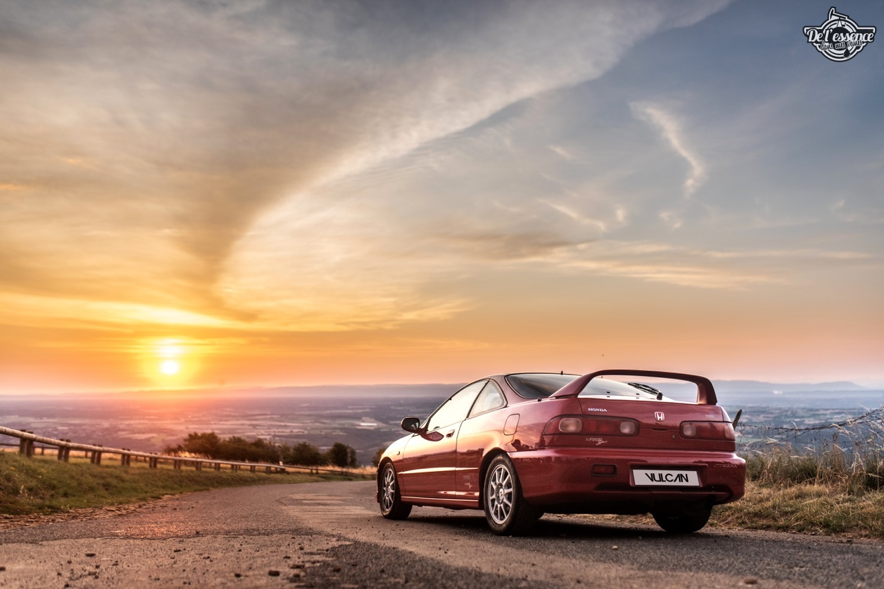 Honda Integra Type R... Au coeur du Vulcan ! 10