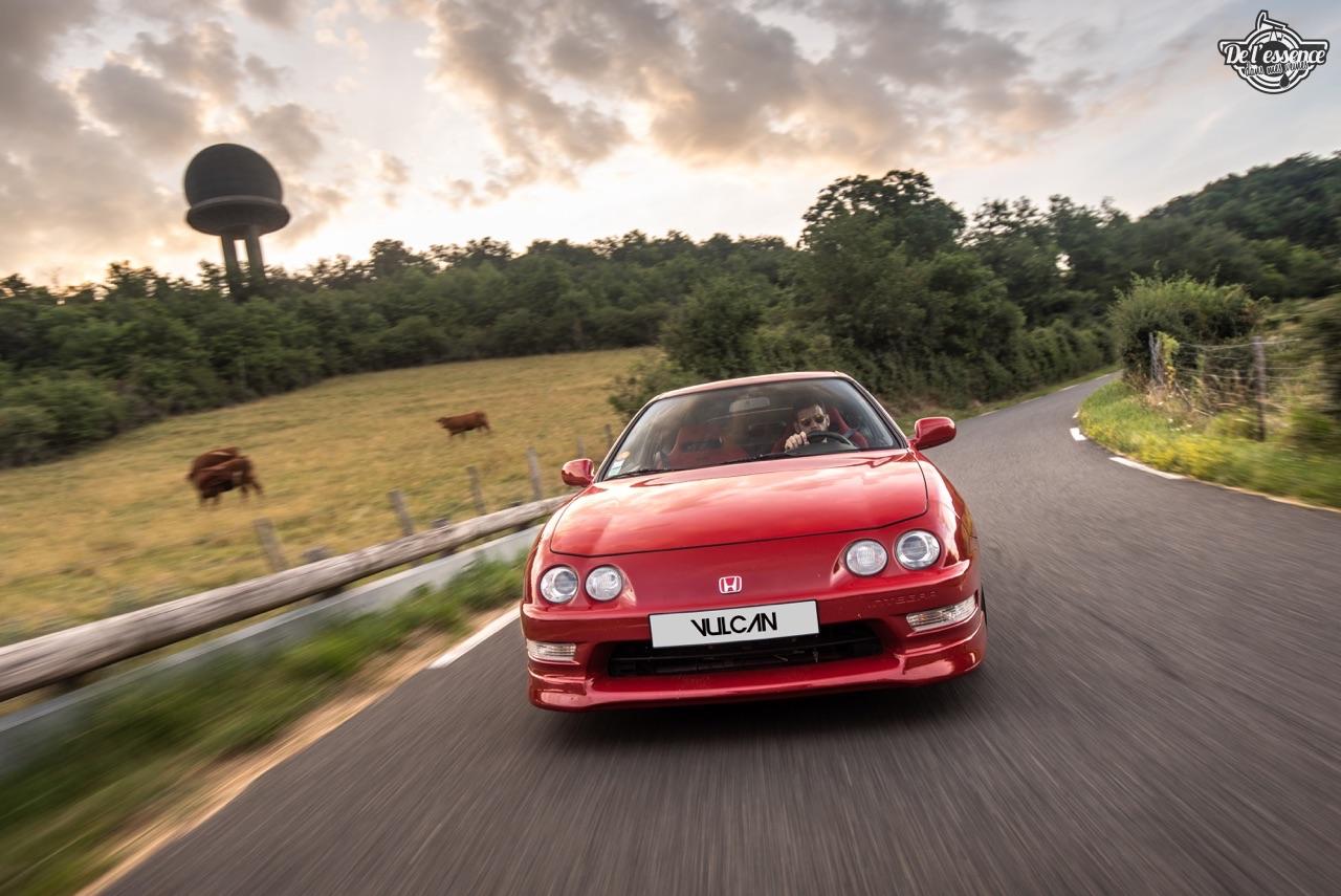 Honda Integra Type R... Au coeur du Vulcan ! 8
