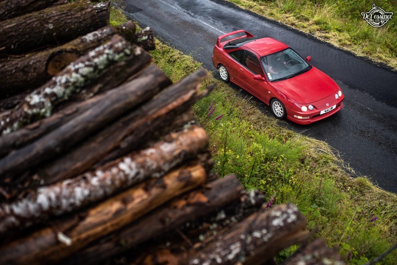 Honda Integra Type R... Au coeur du Vulcan ! 1