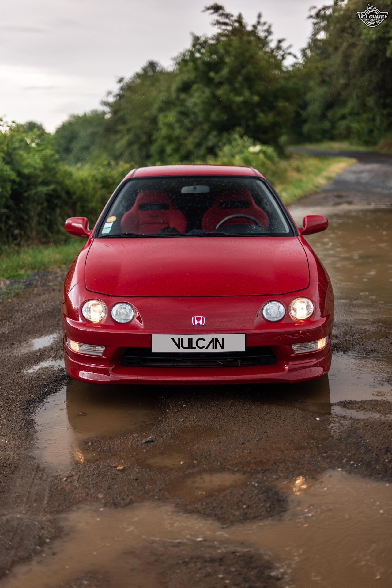 Honda Integra Type R... Au coeur du Vulcan ! 5