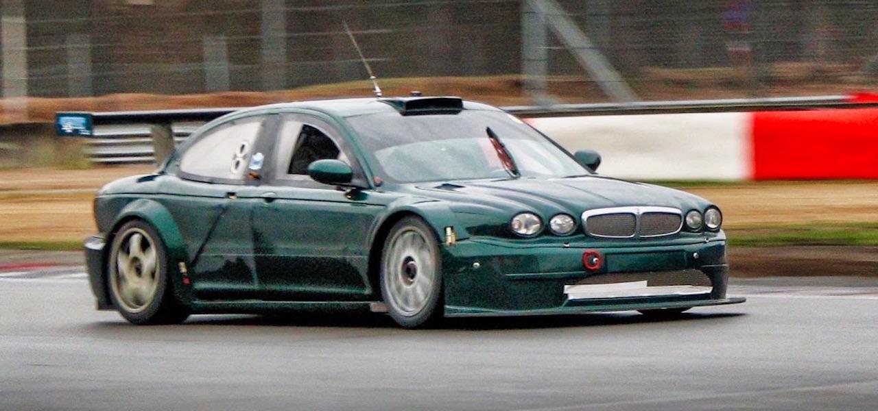 Jaguar X Type Silhouette - Sprinteuse en talon aiguille ! 8