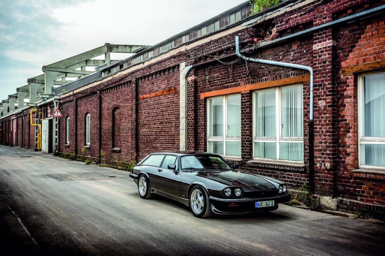 Jaguar XJS V12 Arden AJ3 Station Car - Shooting Brake... 14