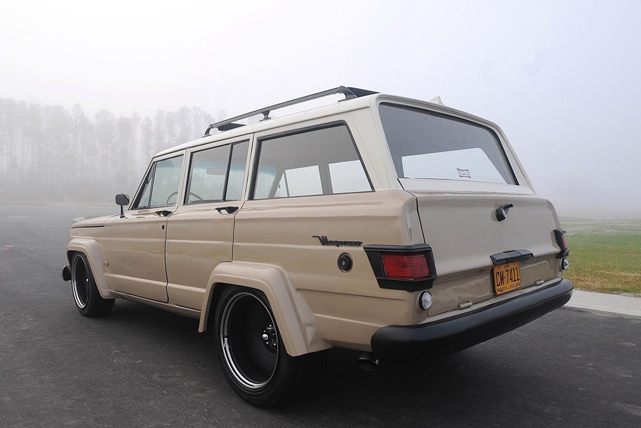 '66 Jeep Wagoneer restomod... Pour se réconcilier avec les SUV ! 11