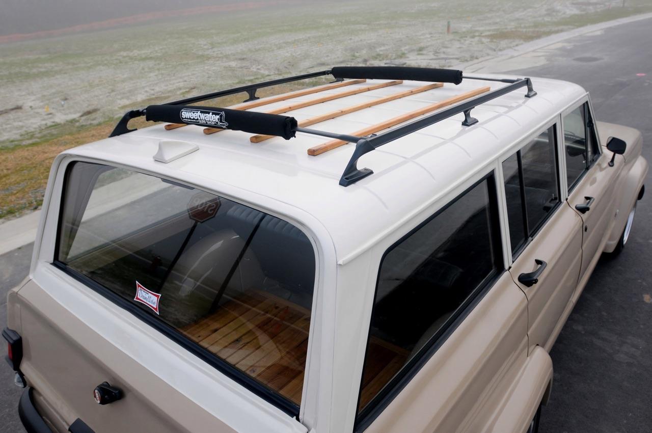 '66 Jeep Wagoneer restomod... Pour se réconcilier avec les SUV ! 3