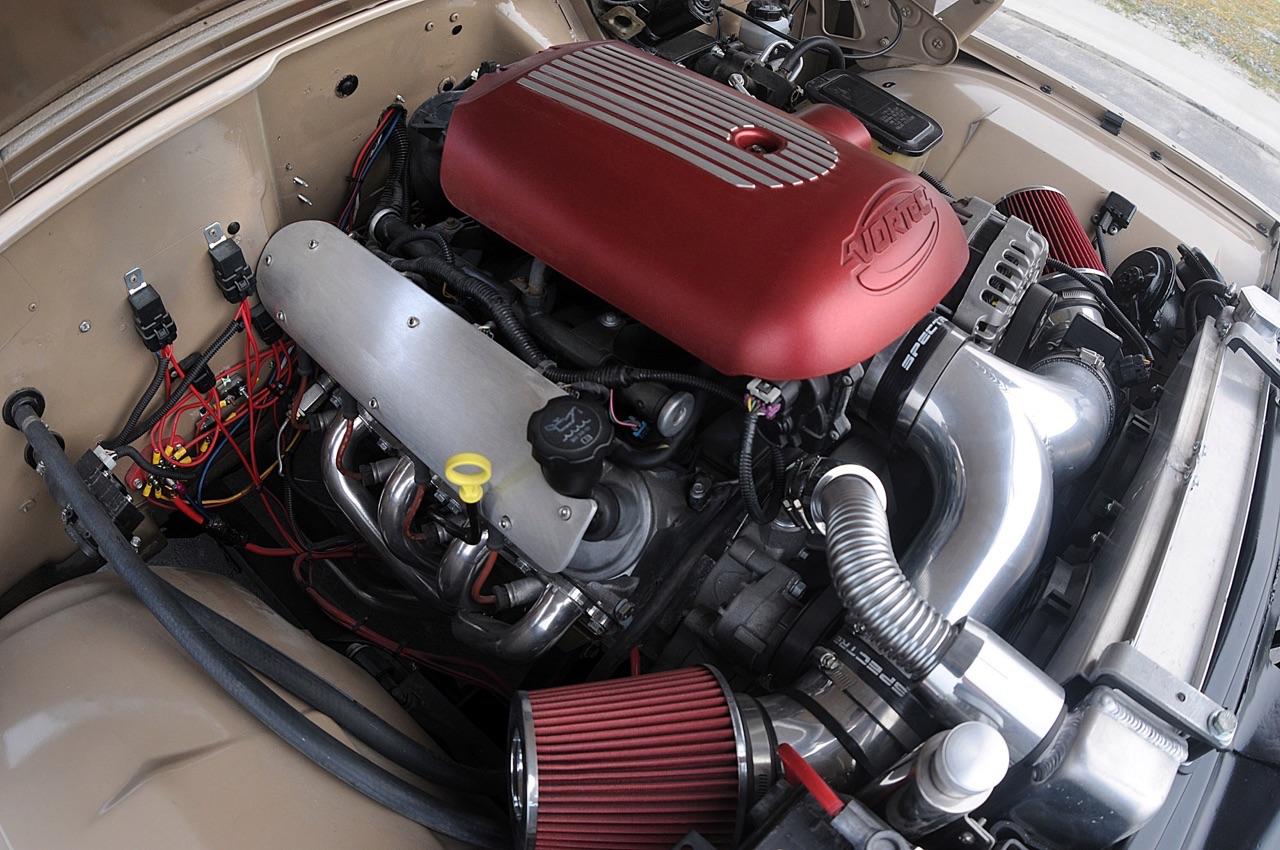 '66 Jeep Wagoneer restomod... Pour se réconcilier avec les SUV ! 8