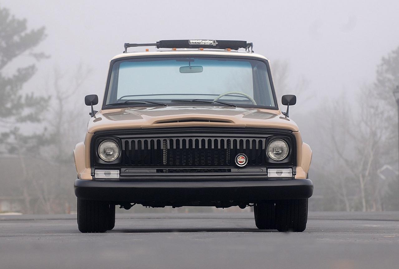 '66 Jeep Wagoneer restomod... Pour se réconcilier avec les SUV ! 4
