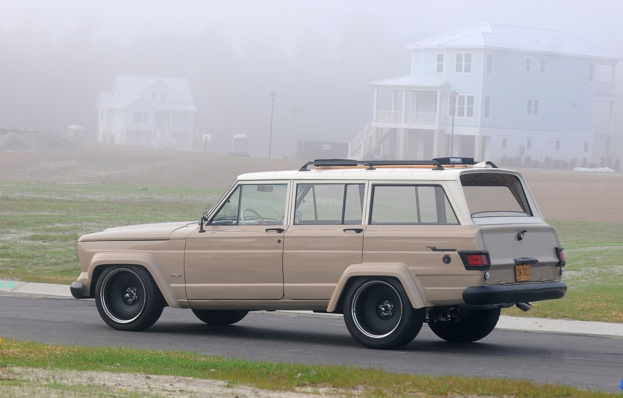 '66 Jeep Wagoneer restomod... Pour se réconcilier avec les SUV ! 2