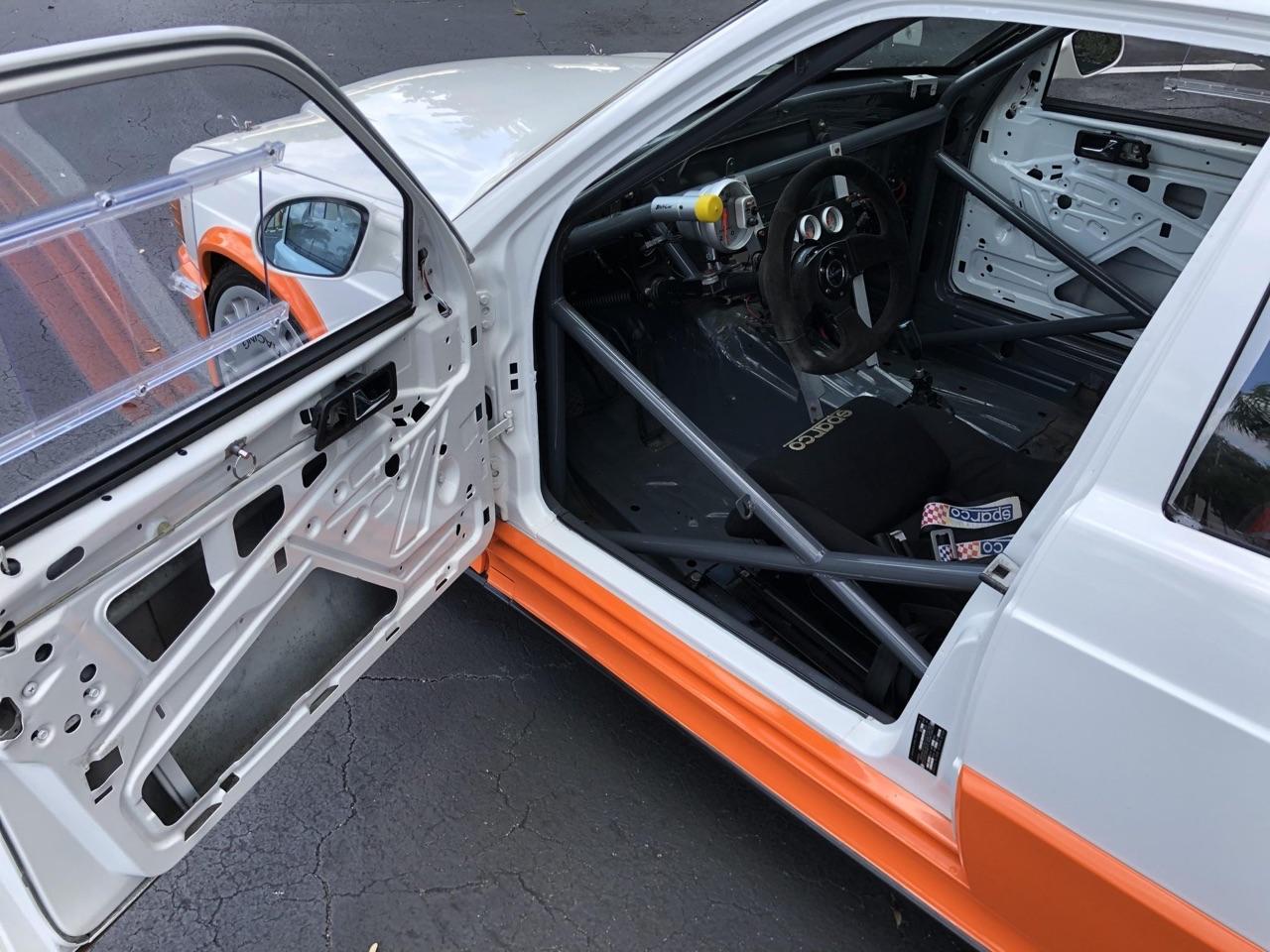 Mercedes 190 3.2 l - Track mode... 6