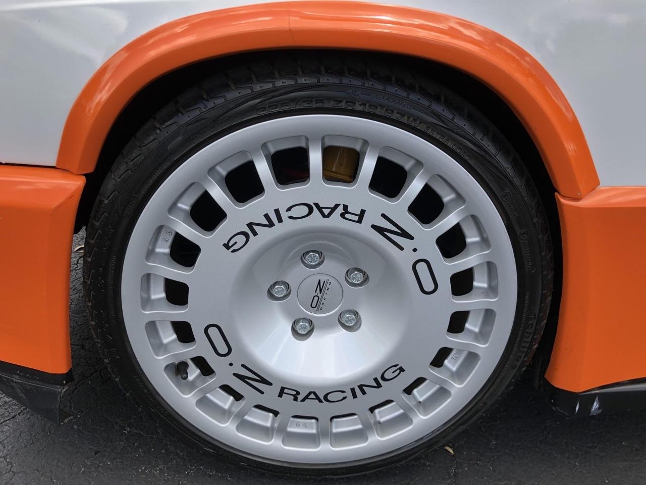 Mercedes 190 3.2 l - Track mode... 5