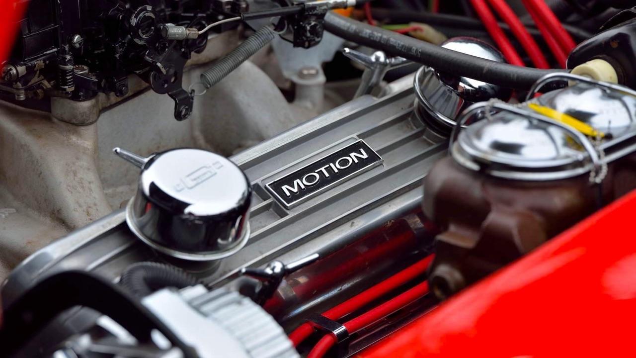 '73 Motion Manta Ray GT - Corvette sur mesure... 9