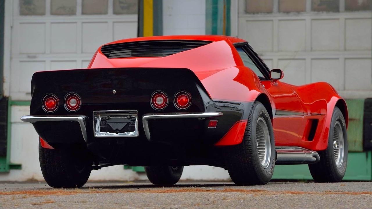 '73 Motion Manta Ray GT - Corvette sur mesure... 12