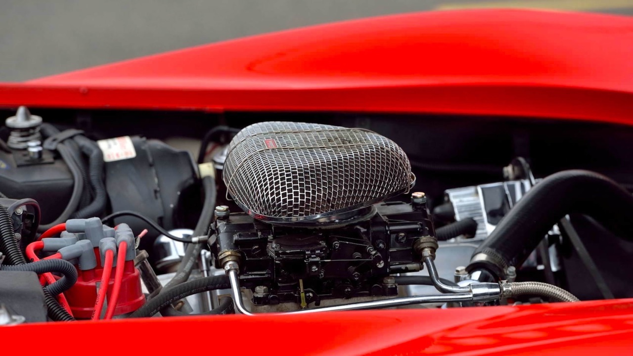 '73 Motion Manta Ray GT - Corvette sur mesure... 4