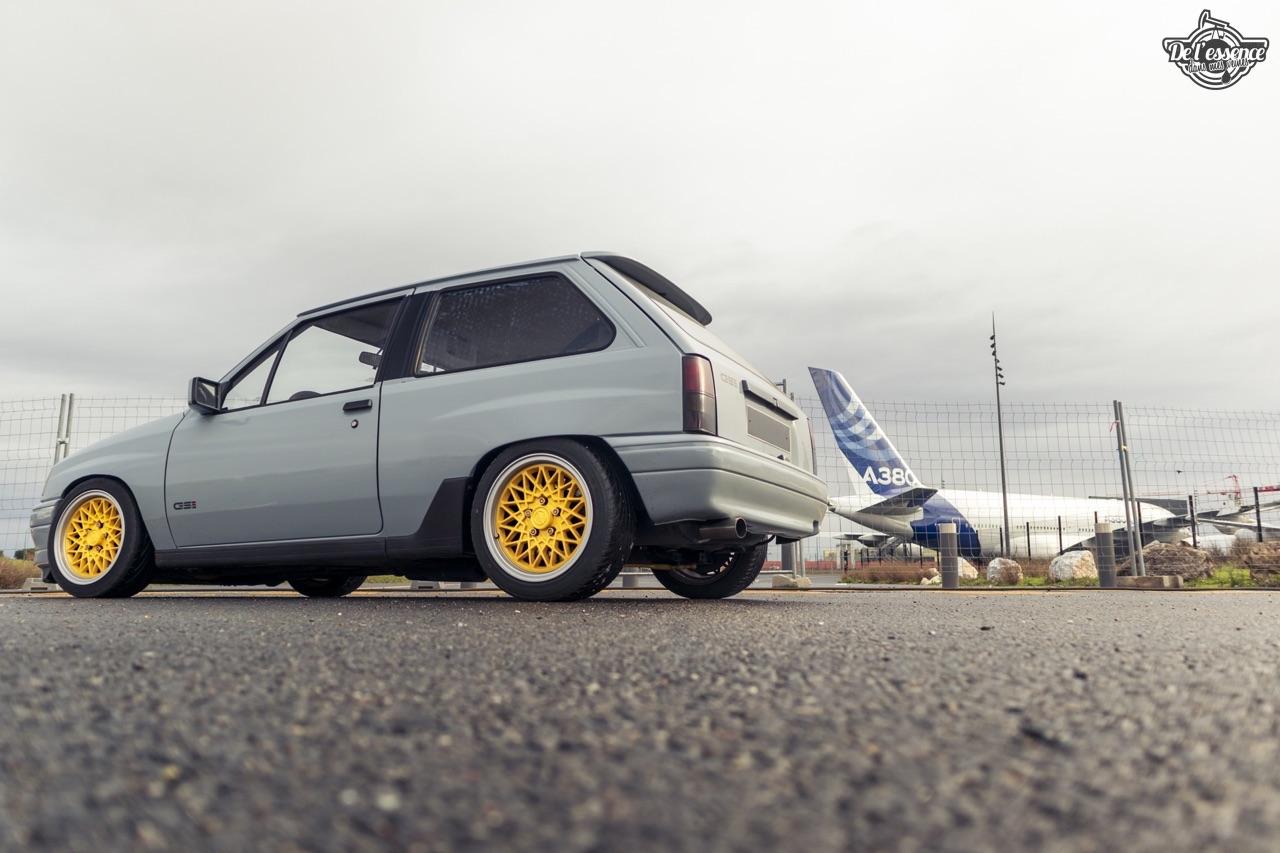 Opel Corsa Ade Pierre : Frankenstein made in Tarn 18