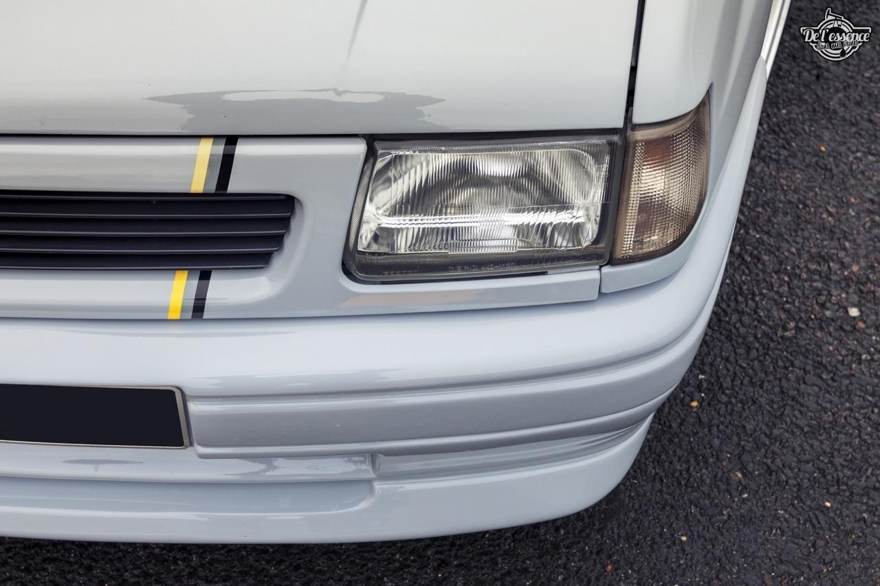 Opel Corsa Ade Pierre : Frankenstein made in Tarn 12