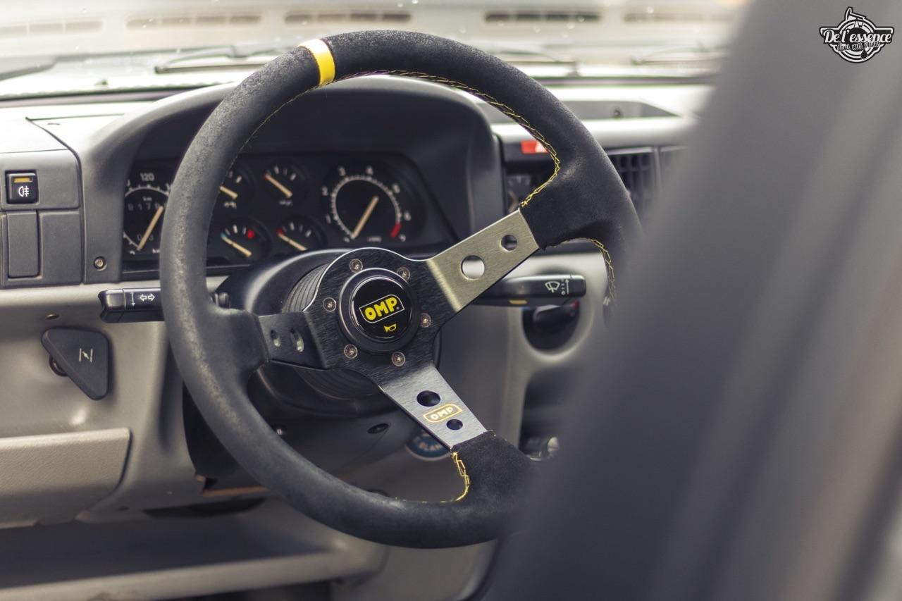Opel Corsa Ade Pierre : Frankenstein made in Tarn 13