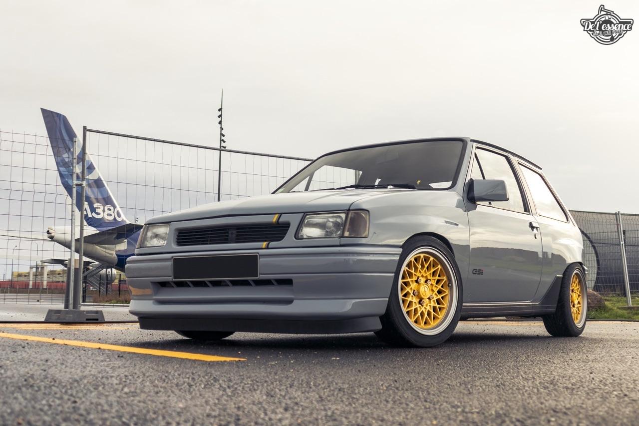 Opel Corsa Ade Pierre : Frankenstein made in Tarn 19
