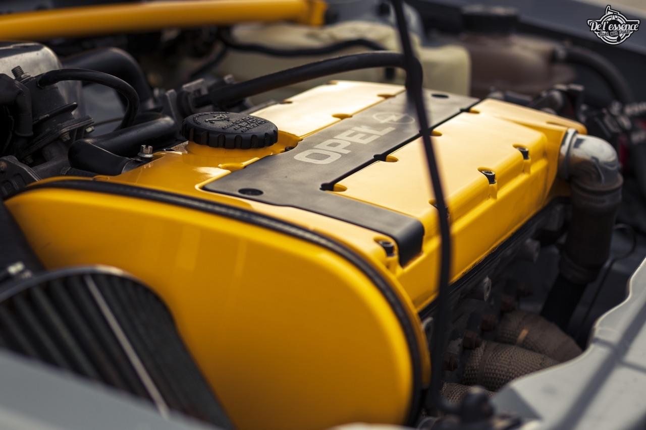 Opel Corsa Ade Pierre : Frankenstein made in Tarn 7